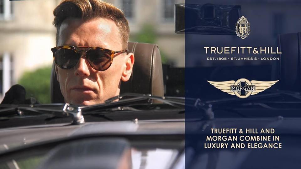 Truefitt&Hill and Morgan Brand Film, 2018