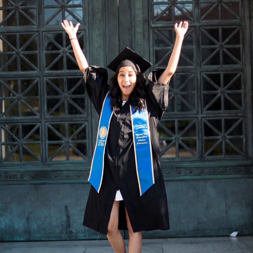 Graduation Gown Lending Project — Educational Opportunity Program