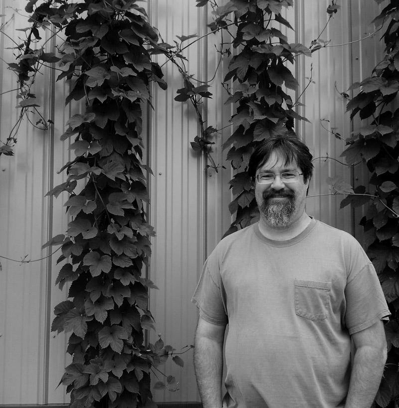 Jim Dorau, OperationsManager at Mercury Brewing Company in Ipswich, Massachusetts