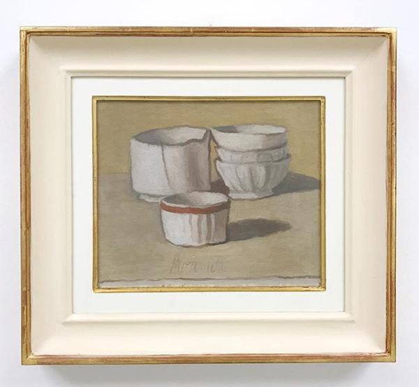 Giorgio Morandi painting, image by Tommaso Calabro