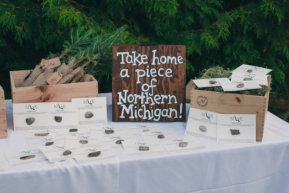 Northern michigan favors