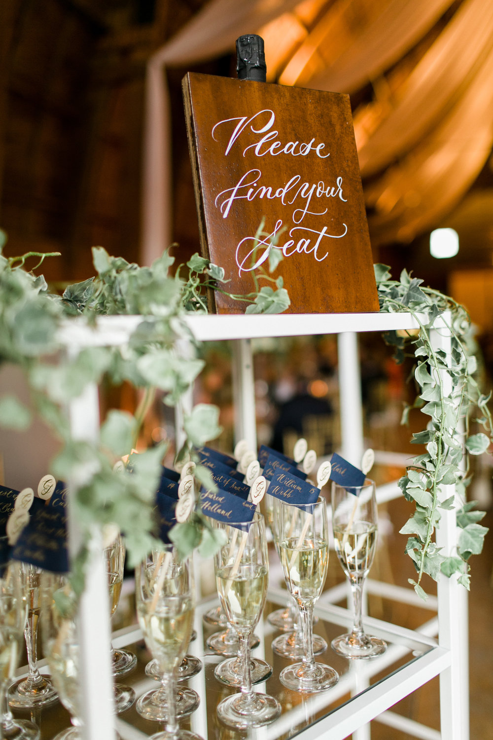Classic Traverse City Wedding at the Cathedral Barns — Sincerely ...