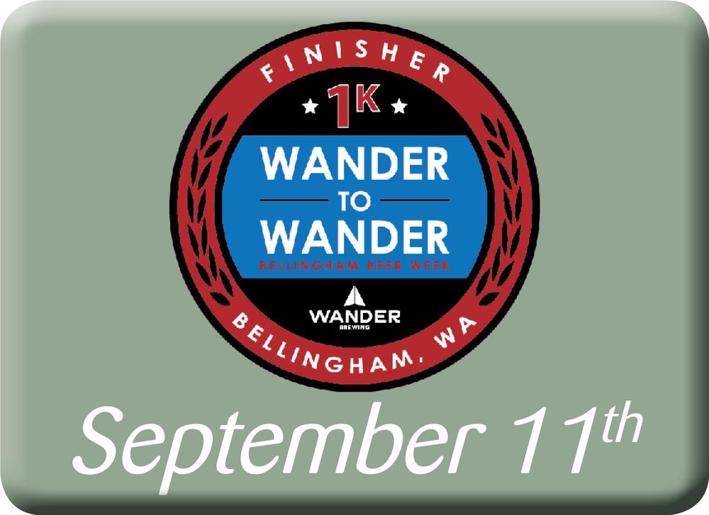 Wander to Wander 1K, September 11