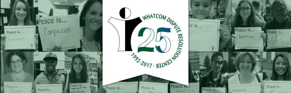Whatcom Dispute Resolution Center 25th Anniversary