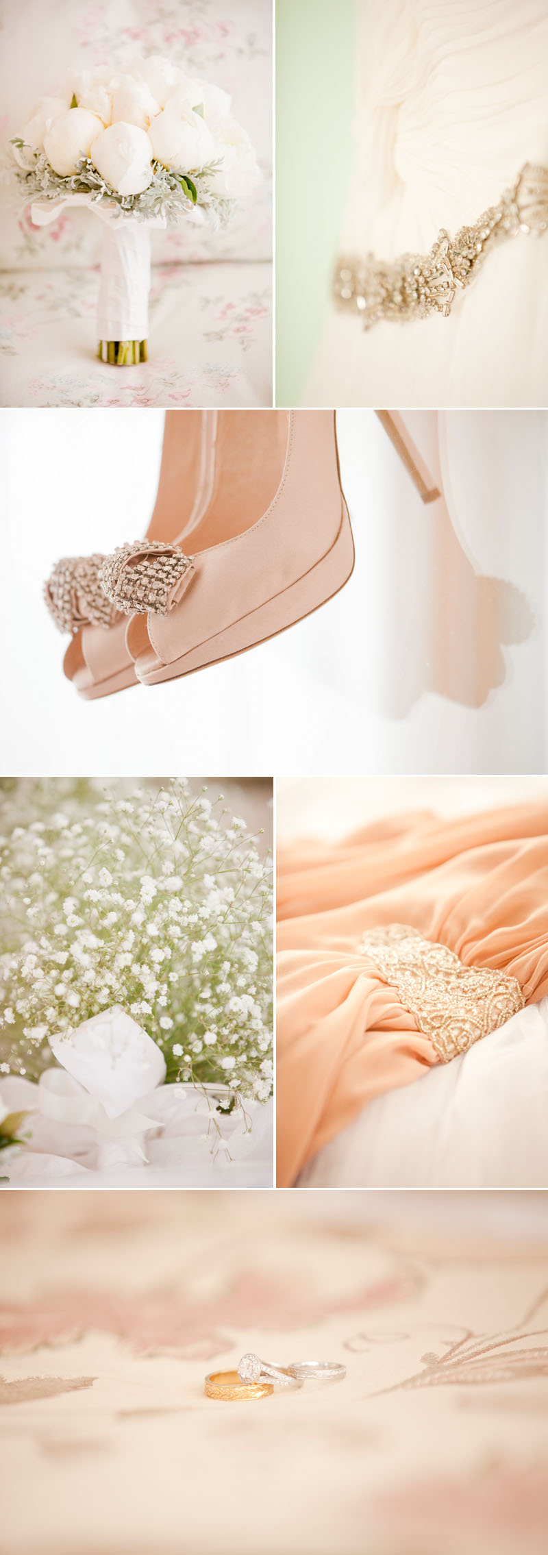 wedding details photography