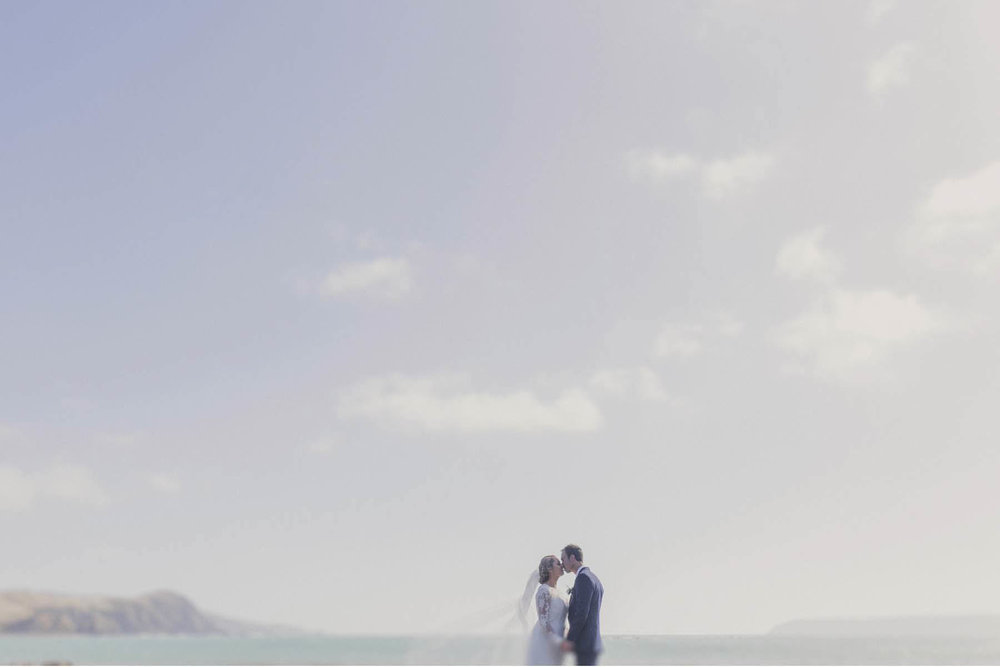 Jenna and Matt's wedding in Plimmerton, wellington, NZ. Images - Siaosi Photography.