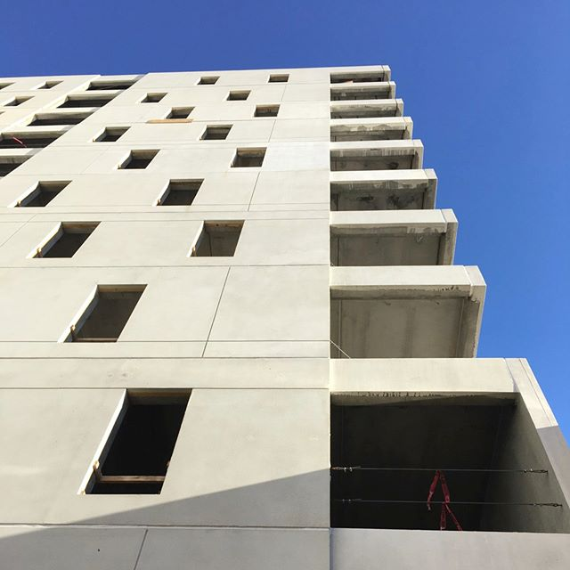 The Locks Tower progress shots :) #rva #happythanksgivng #25years #walterparksarchitects