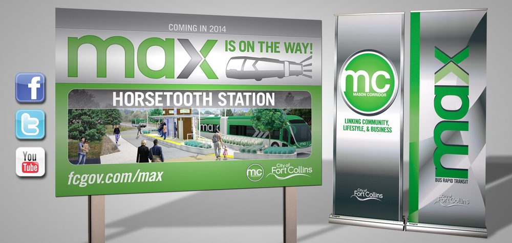 MAX: Bus Rapid Transit Marketing