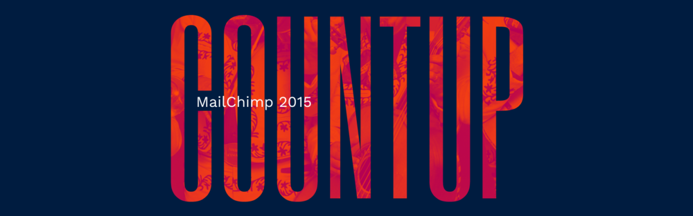 click here to visit MailChimp's 2015 annual report