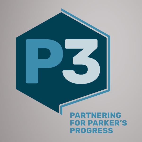 New urban renewal logo for P3