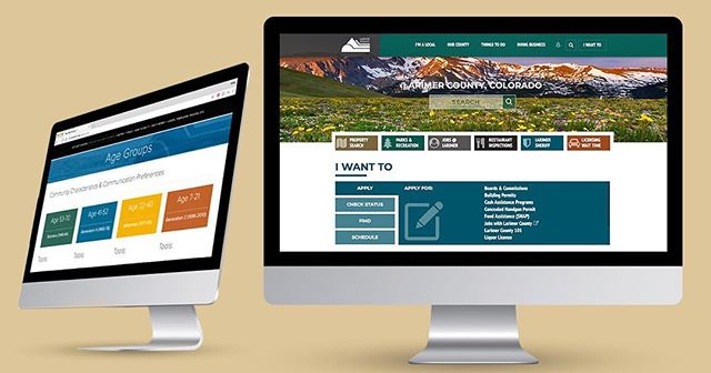 Congratulations to Larimer County for winning 1st place Savvy Award for a New Website Design and 4th place award in the Overall County - Center for Digital Government Government Experience Award! We were proud to be a part of this project.