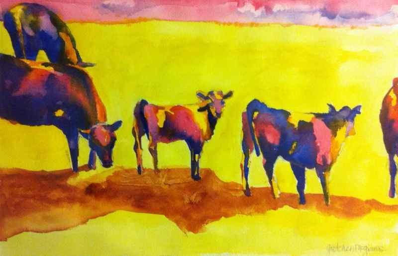 Hot Cows