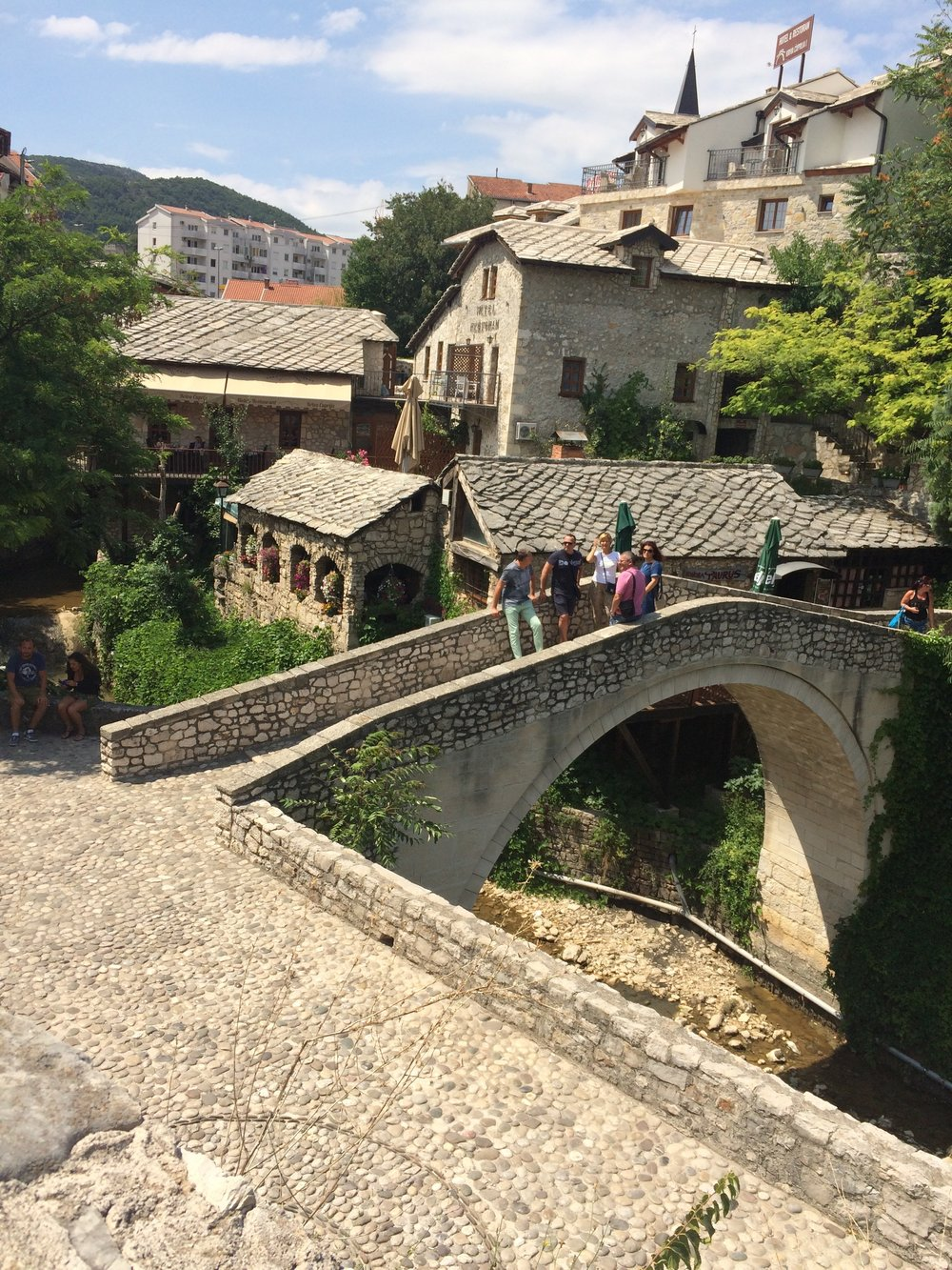 Mostar, Bosnial-Herzegovina