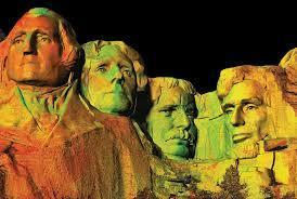 3D Scan of Mount Rushmore