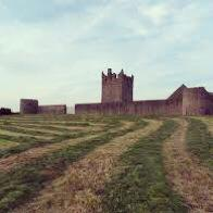 Kirkistown Castle in Northern Ireland
