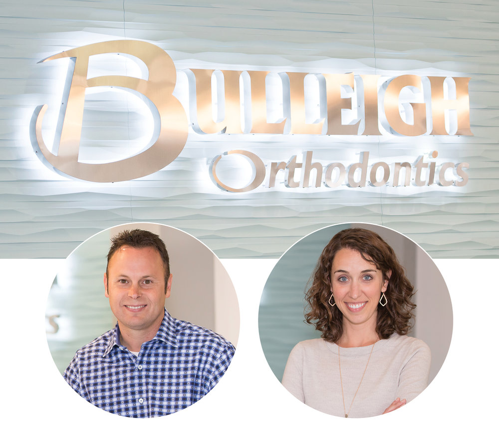 Drs. Chad Bulleigh and Kristen Sander
