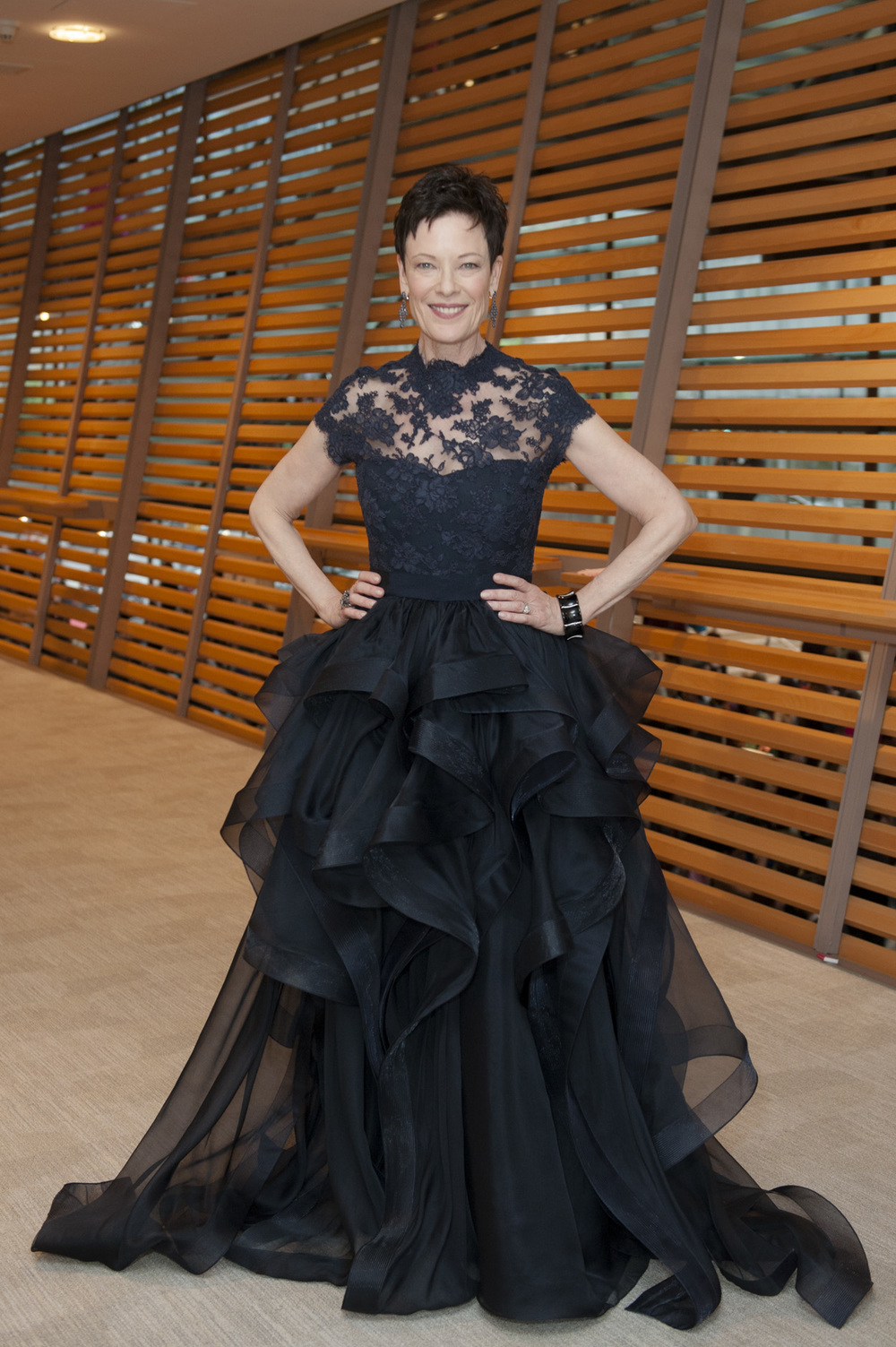 Karin Kane at the National Ballet Gala