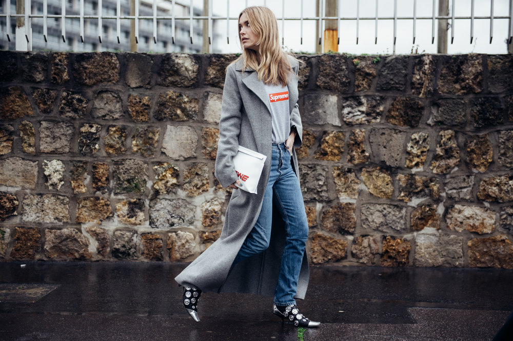 Pernille Teisbaek - Paris Fashion Week