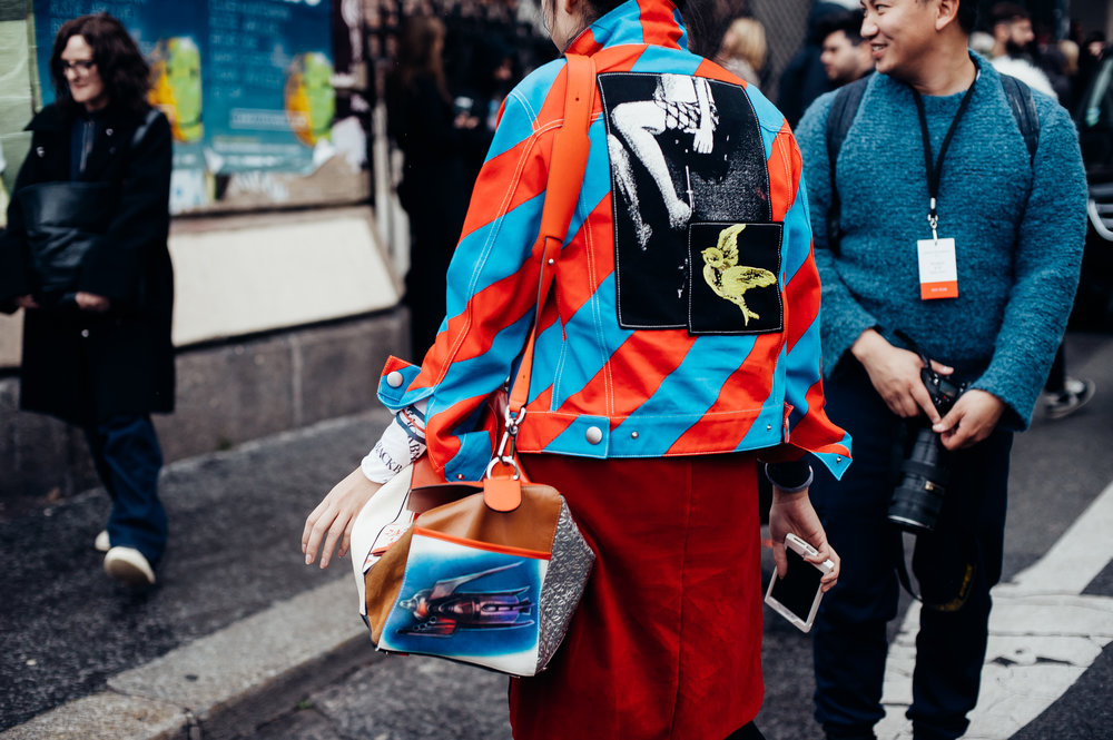 Susie Bubble -Paris Fashion Week