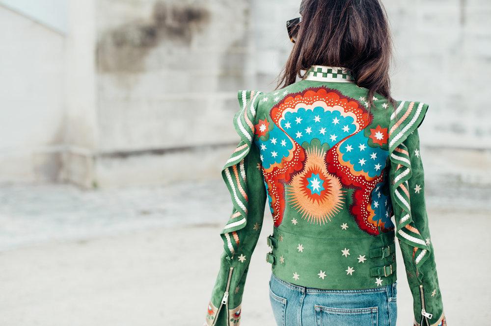Evangeline Smyrniotaki -Paris Fashion Week