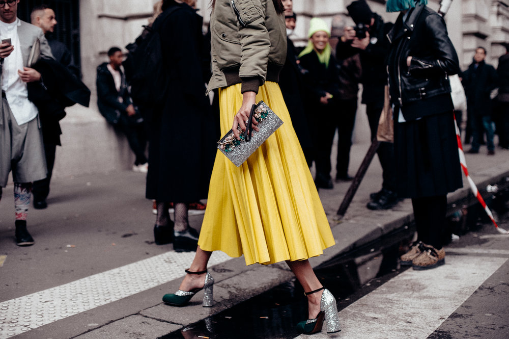 Giovanna Engelbert -Paris Fashion Week