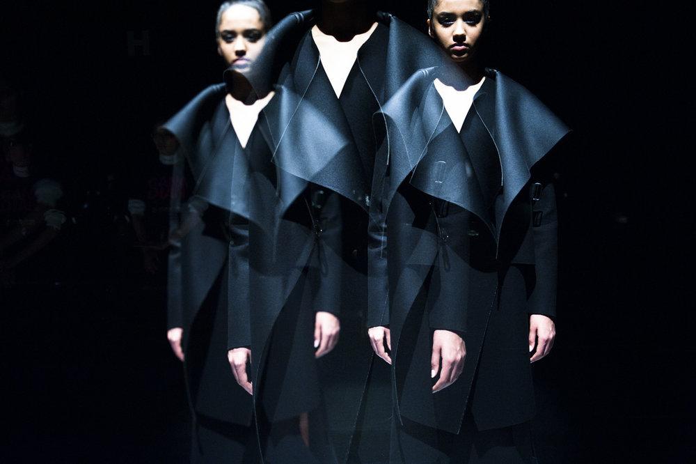 Sid Neigum - Toronto Fashion Week