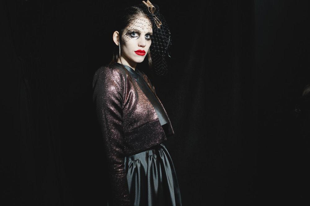 Greta Constantine - Toronto Fashion Week