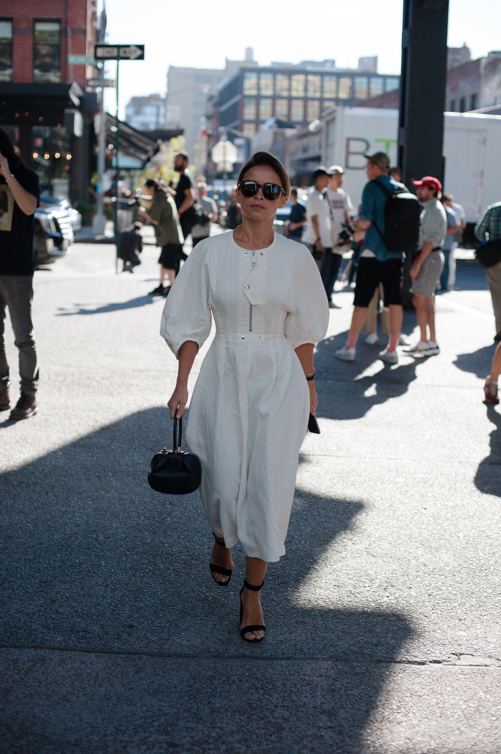 Mira Duma -New York Fashion Week