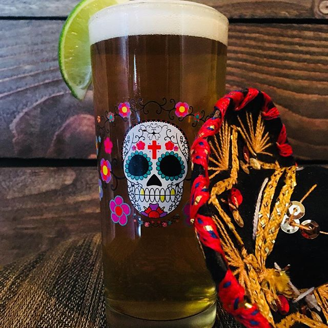 Quatro de Mayo! $1.75 street tacos and Mierda Fuego on Randall, being infused with key limes and cilantro. - Mug Club: Mex Lager pre releases today.