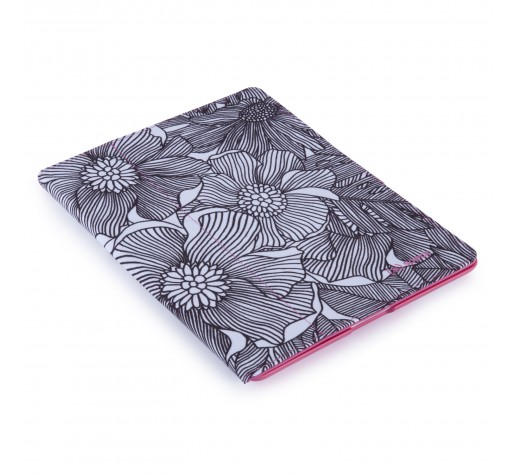 S peck Products FitFolio for iPad (Freshbloom Pattern)