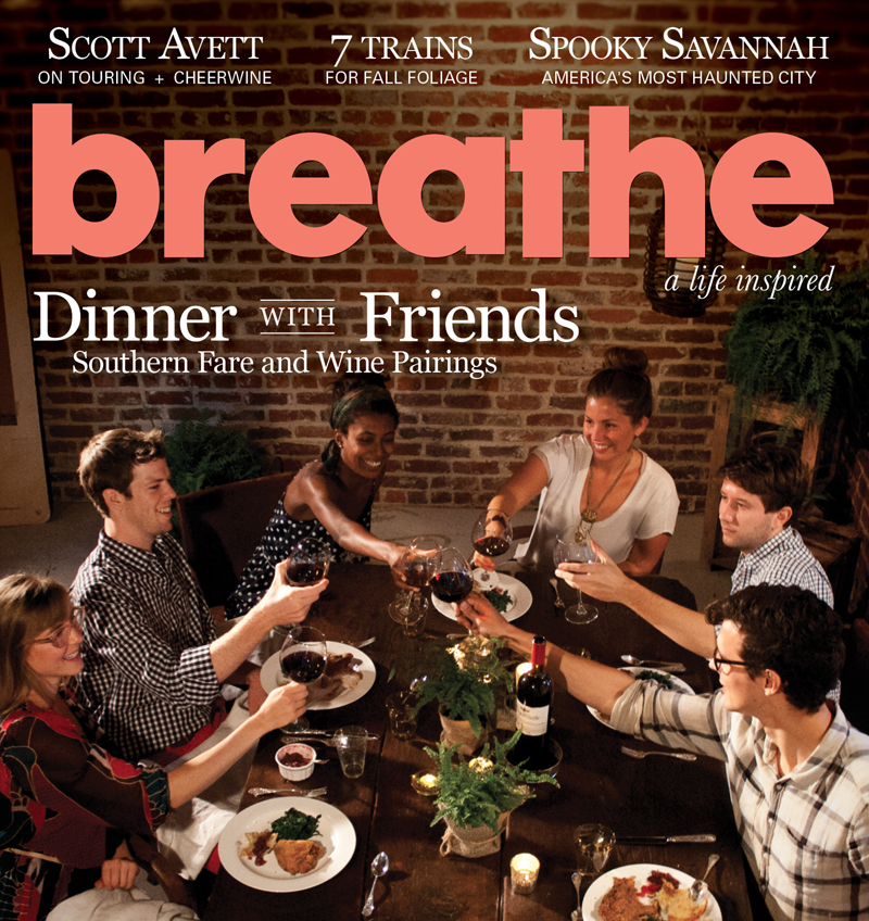 BREATHE  October 2012