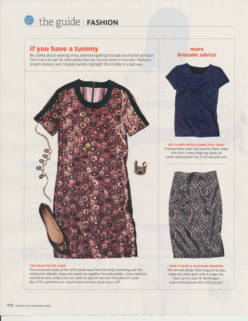 Me brocade and real simple magazine megan evans styling real simple 3g ccuart Image collections