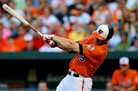 After a monster weekend, Chris Davis has 37 HRs at the All-Star Break