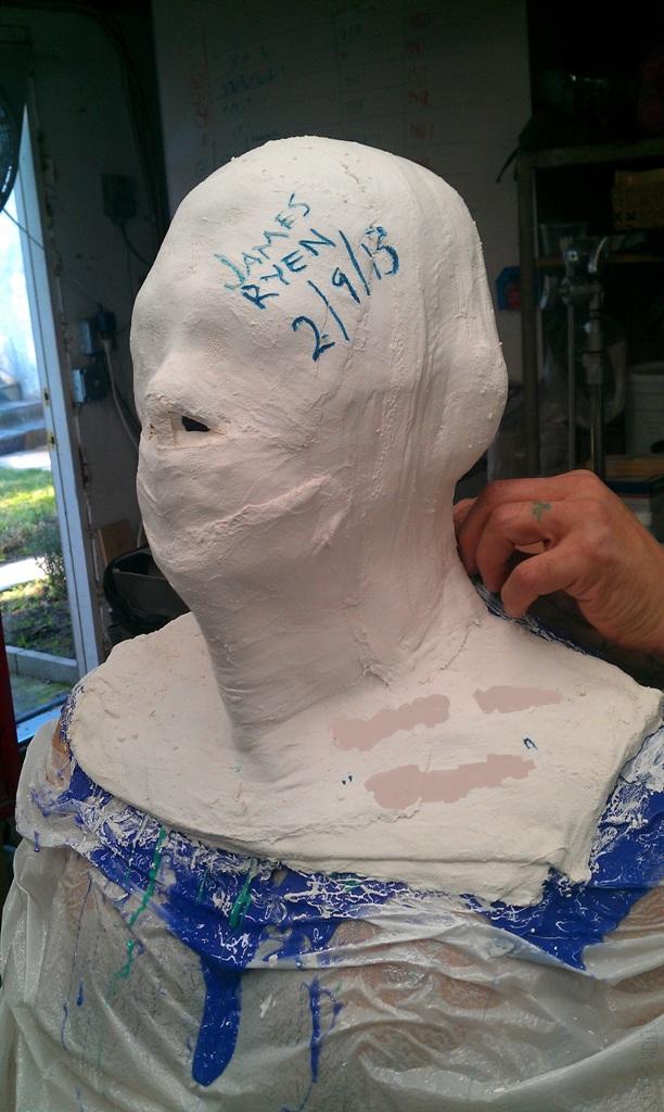 Mummified!