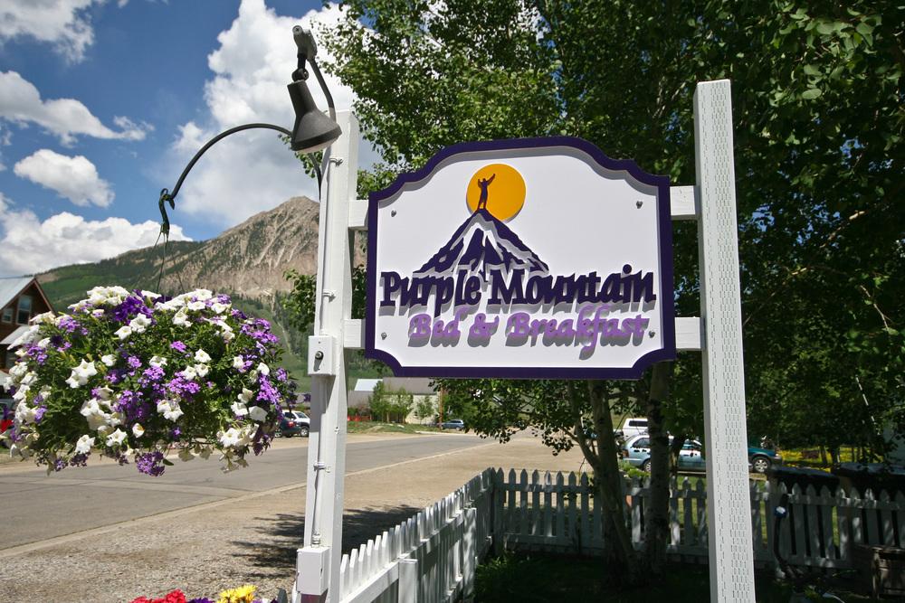 Purple Mountain B&B Sign.jpg