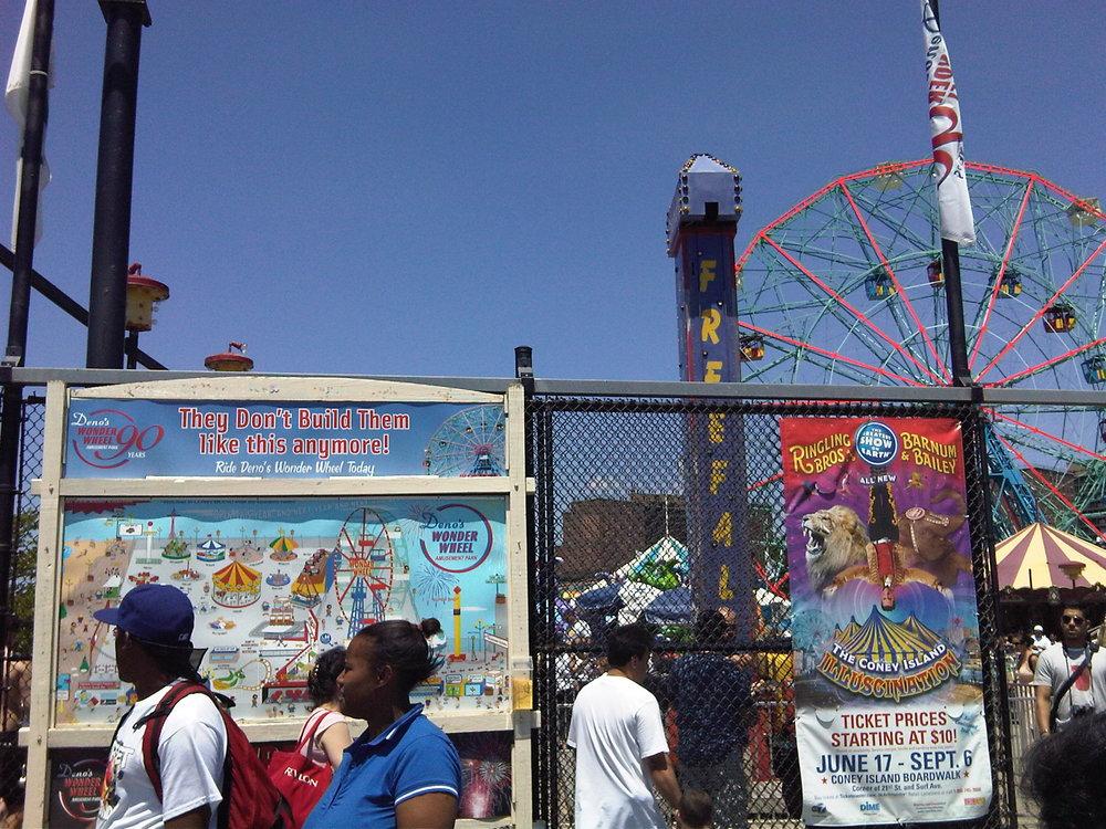 Coney Island 2011