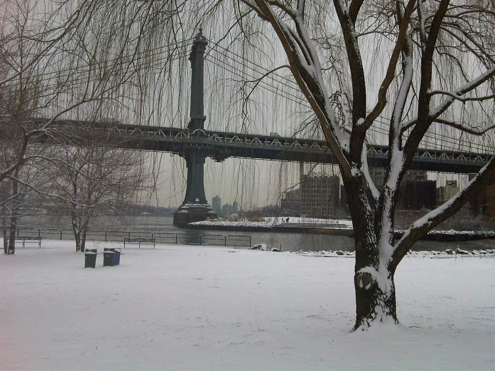 Snowy Bridge 2011