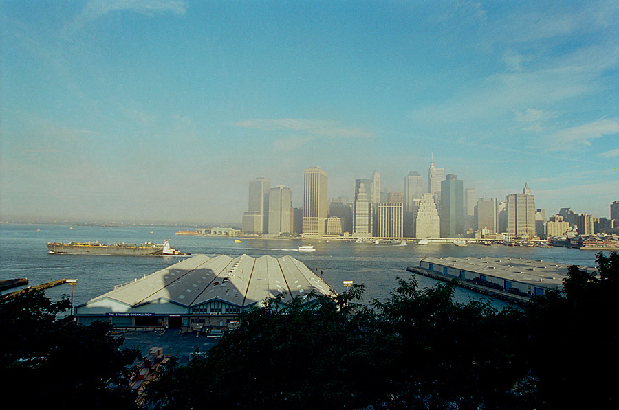 Day 5, Morning view of Ground Zero, photo by Ski Shields