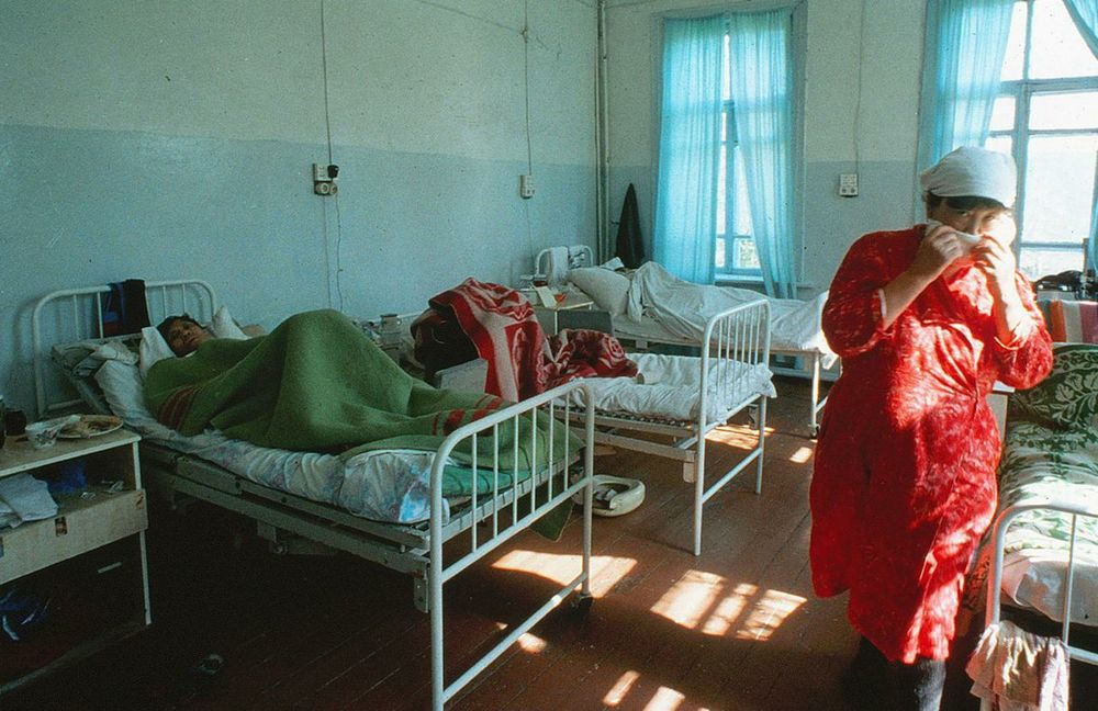 On a paltry budget public health workers in Ulan Ude, Russia struggle to cope with record numbers of tuberculosis cases.