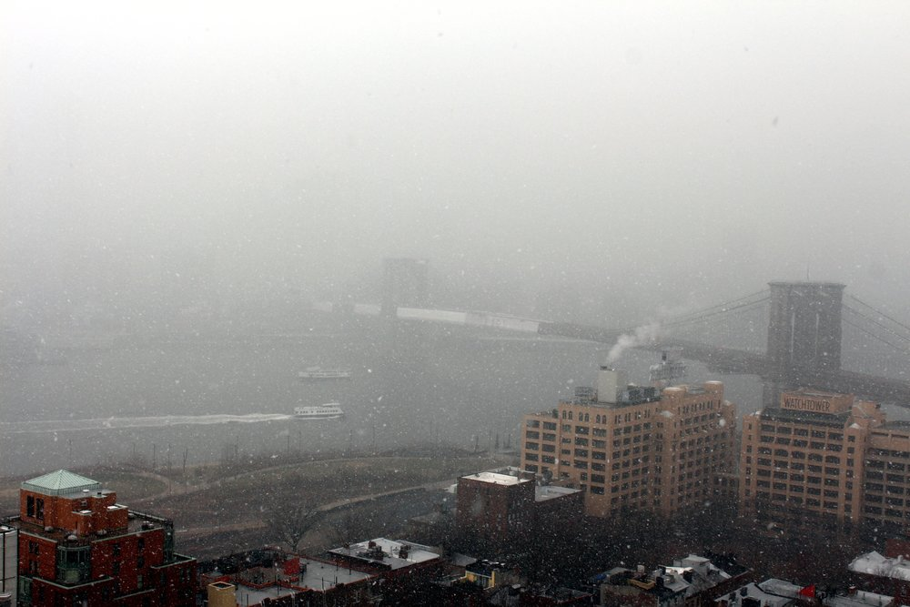 Manhattan Disappears