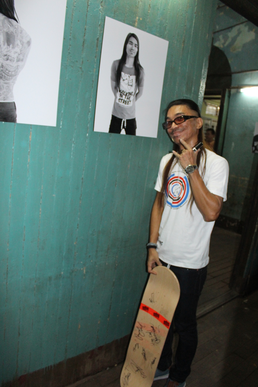 Yangon Skateboarder 1