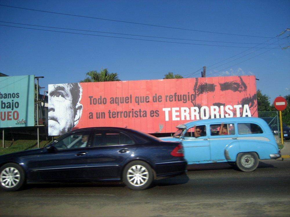 """Terrorism"""