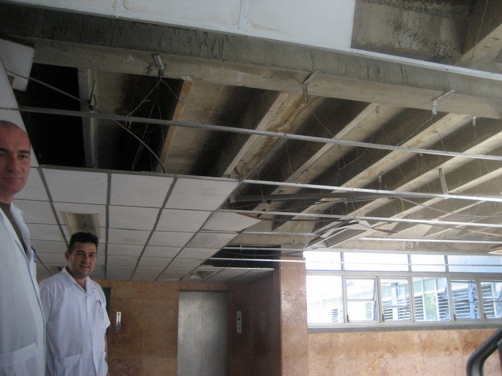Hurricane Hospital