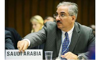 Saudi Arabia's Deputy Health Minister Ziad Memish
