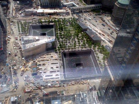 WTC Footprints