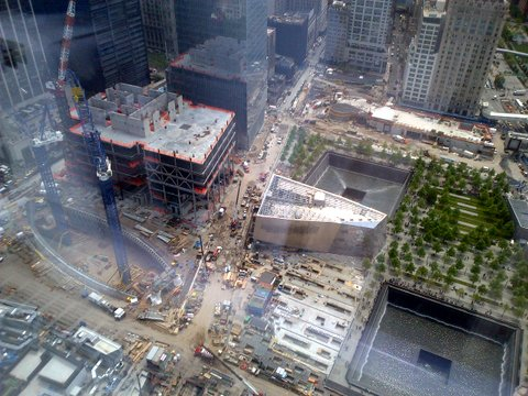 WTC Construction Zone