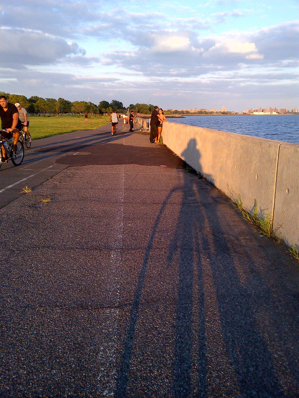 Dusk Ride to Coney Island