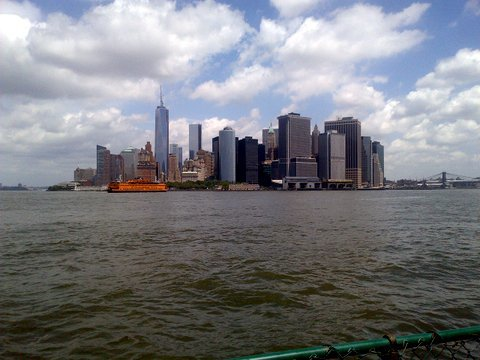 Manhattan from the South