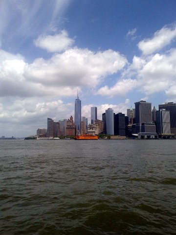 Another View of Manhattan from the Water