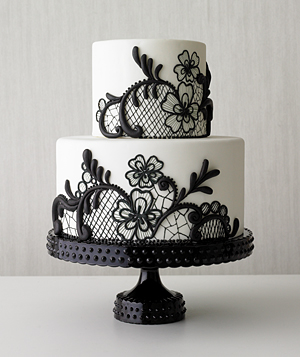 This cake was the superstar reference for the body paint. I thought I would find my lace reference in a lace image... however this cake was amazing to reference off. You will see it in the design. I love this reference as it is clear as well as clearly showing where highlights and low lights will be.